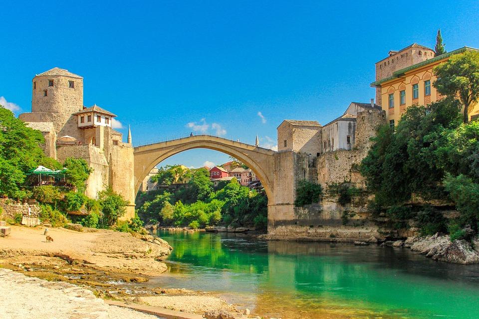 road trip découverte : Bosnie