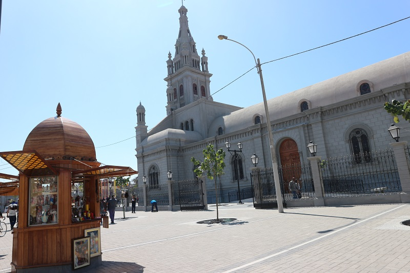 conseils pour votre voyage à Ica au Pérou : La ville d'Ica.