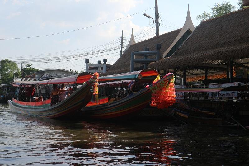 conseils voyage thaïlande : Klaeng sur les canaux de Bangkok