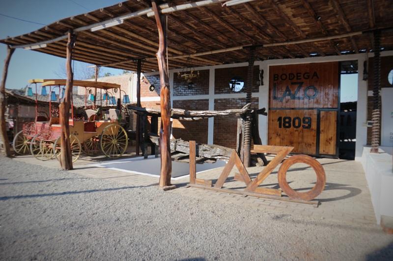 conseils pour votre voyage à Ica au Pérou : La bodega Lazo