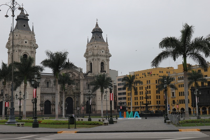 Conseils voyage : Mon étonnant hiver à Lima (partie 1)